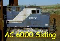 AC6000 Siding