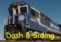 Dash 8 siding
