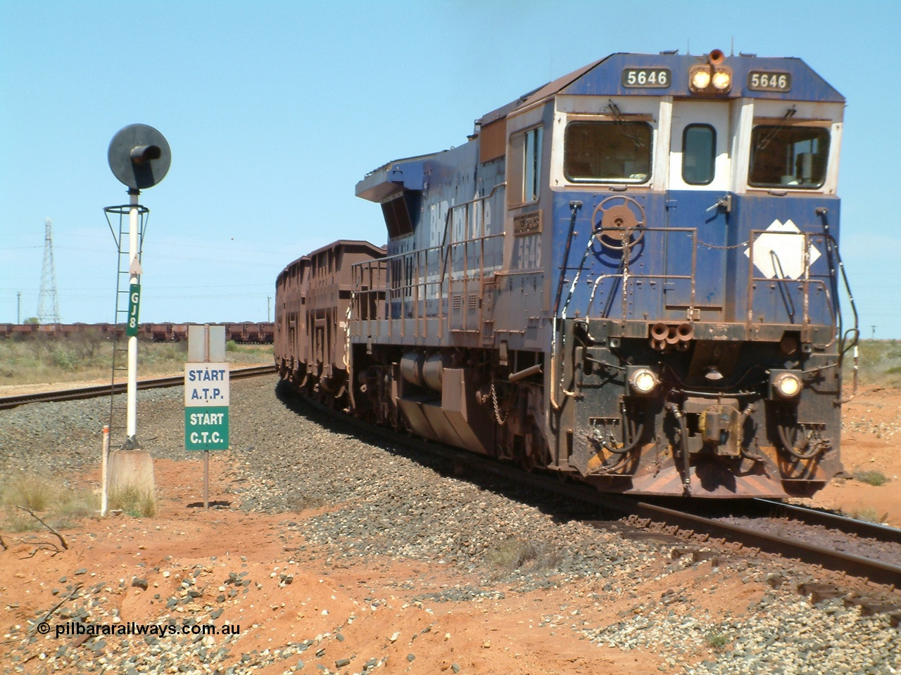 Pilbara Railways Blog
