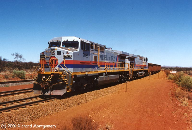 Pilbara Railway Pages Rio Tinto Road
