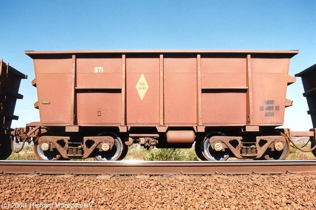 Pilbara Railway Pages Rio Tinto Road
